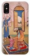 Rhazes, Islamic Polymath IPhone Case