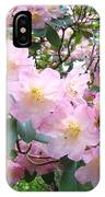 Rhododendron Flowers Garden Art Prints Floral Baslee Troutman IPhone Case