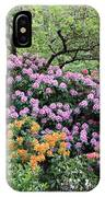 Rhododendron Hill IPhone Case