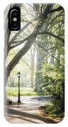 Rhythm Of The Trees IPhone Case