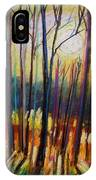 Ribbons Of Moonlight IPhone Case