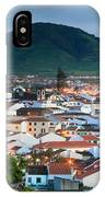 Ribeira Grande At Nightfall IPhone Case