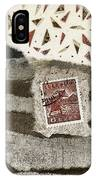 Rice Paddies Collage IPhone Case