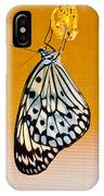 Rice Paper Out From Chrysalis IPhone Case