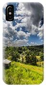 Rice Terrace IPhone Case