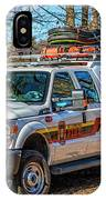 Richmond Fire And Ems Equipment 7461 IPhone Case