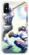 Rick Monday IPhone Case