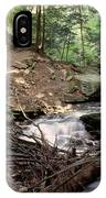Ricketts Glen Falls 030 IPhone Case
