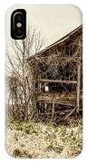 Rickety Shack IPhone Case