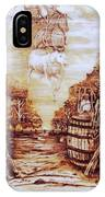Riders In The Sky IPhone Case