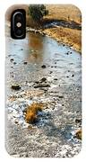 Riffles In The River IPhone Case