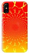 Ring Of Fire Dancers IPhone Case