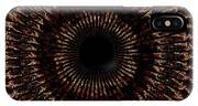 Rings Of Fire IPhone Case