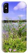 Rio Grande De Las Cruces IPhone Case