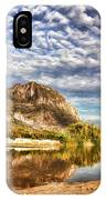 Rio Grande River Oil Painting IPhone Case