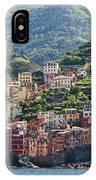 Riomaggiore 0576 Crop IPhone Case
