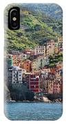 Riomaggiore 0577 IPhone Case