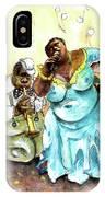 Ripon Blues IPhone Case