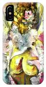 Ripon Erotic Madness 02 IPhone Case