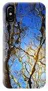 Ripple Tree IPhone Case
