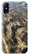 Rippled Gold IPhone Case