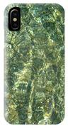 Ripples In The River IPhone Case