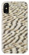 Ripples In The Sand IIi IPhone Case
