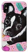 Popsicle Pup IPhone Case