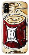 Rise And Shine By Madart IPhone Case