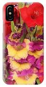 Rising Flowers IPhone Case