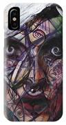 Rita Dambook Remixed IPhone X Case