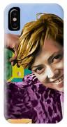 Rita Pavone Collection - 1 IPhone Case