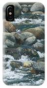 River At Sierra Subs IPhone Case