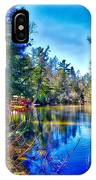 River Bend View IPhone Case