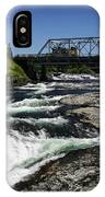River Bridge IPhone Case