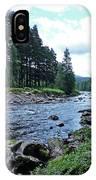 River Dee In Summer IPhone Case