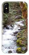 River For Your Thoughts IPhone Case