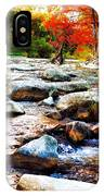 River Gone IPhone Case