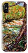 River Hafren In September IPhone Case