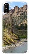 River In Shoshone IPhone Case
