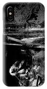 River In The Night... IPhone Case