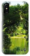 River In The Summer IPhone Case