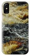 River On The Rocks IPhone Case