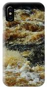 River On The Rocks IIi IPhone Case