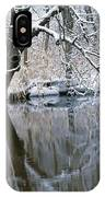 River Reflection 4 IPhone Case