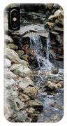River Rock Of The Unknown IPhone Case