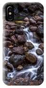 River Rocks IPhone X Case