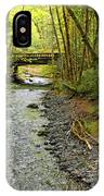 River Through The Rainforest IPhone Case