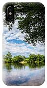 River View At Cartersville 1878ta IPhone Case