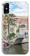 River Walk View San Antonio IPhone Case